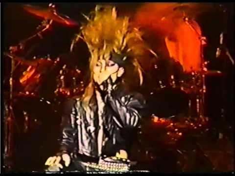 X Japan - CBS Sony Audition 1987.12.26