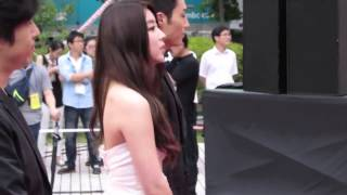 Kwon So hyun 4Minute 소현 @ Red Carpet of 2014 PIFAN