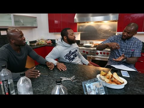 Let's Do Dinner with Michael and Martellus Bennett