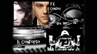 Tiziano Ferro - Consoli  ft.  Louis Work - Il Conforto - (Remix)