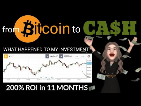 How to Transfer Bitcoins to Paypal Using Evonax? / What happened to my Bitcoin Investment?