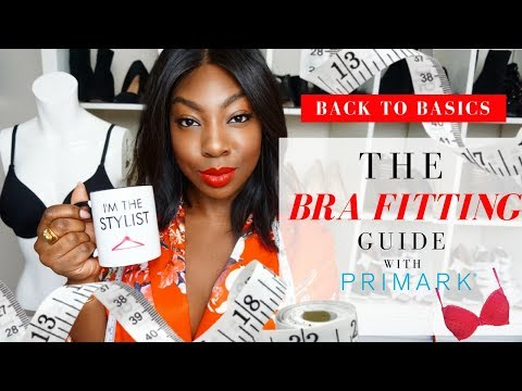 Back To Basics | My Easy Guide On How To Measure Your Bra Size At Home!