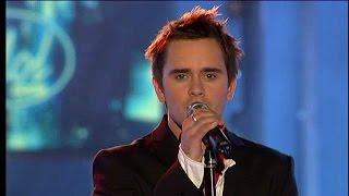 Idol 2006: Erik Segerstedt - Everything changes - Idol Sverige (TV4) YouTube Videos
