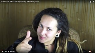 Interview with Tatiana from Jinjer for King of Everything album