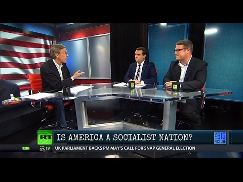 Proof America is a Socialist Country Now