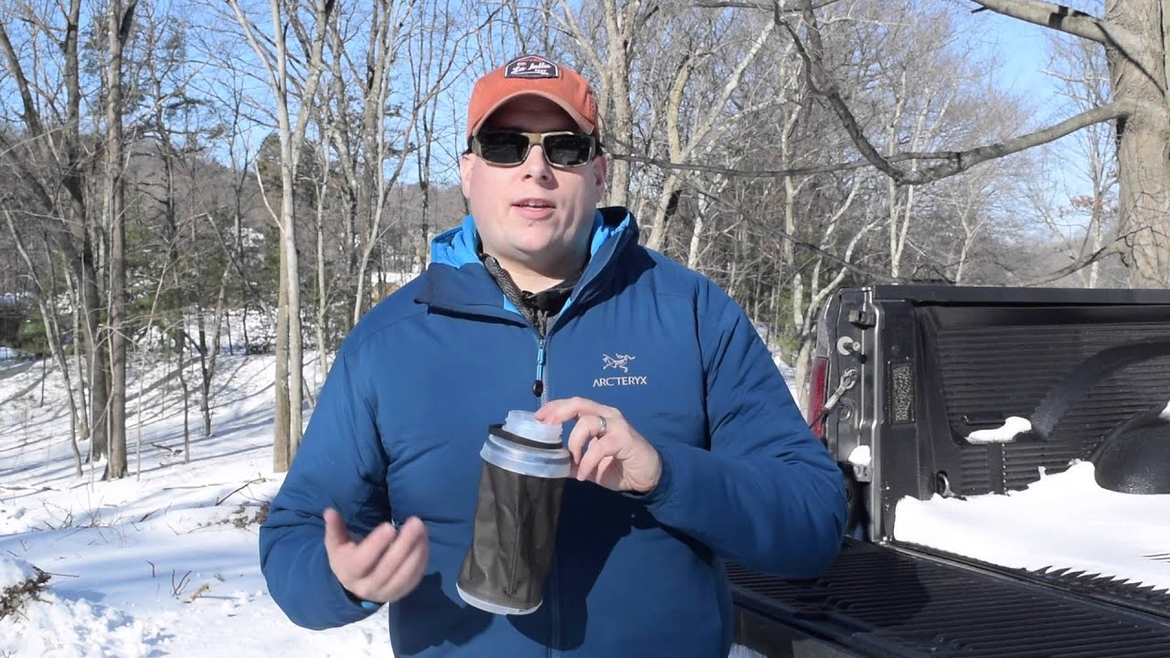Hydrapak Stash 1L Bottle Review