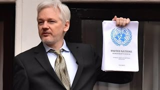 Anonymous - Assange Releases SMS Records Revealing He Was Framed By Police