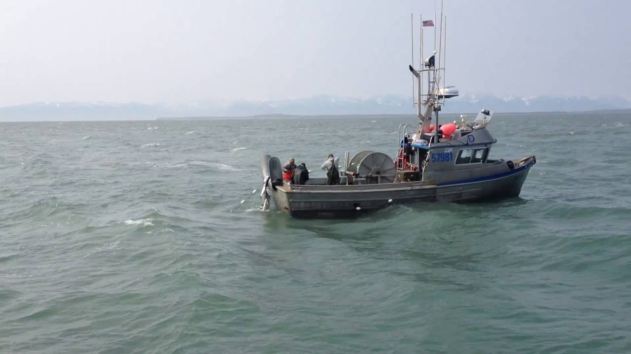 Cook inlet alaska drift fishing boat 39 heritage 39 catches for Alaska fishing boats