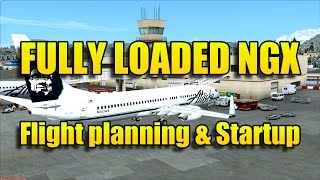 FULLY LOADED NGX - PLANNING AND STARTUP
