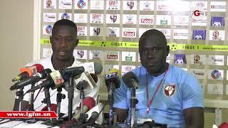 """Djibril Diop, capitaine GF : """"aller au Caire avec beaucoup de maturité"""""""