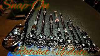 Epic Snap On Ratchet Update Tour