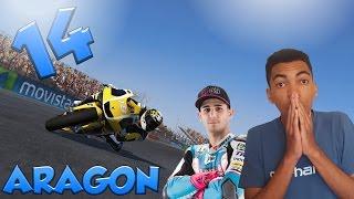 MotoGP 15 |  LUIS SALOM NOUS A QUITTÉ !