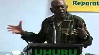 Omali Yeshitela speaks about imperialism in crisis; African Internationalism on the rise - Part 1