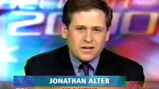 NBC News Today - Chris Matthews and Jonathan Alter on the Florida Recount (11/27/2000)