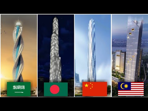 New 10 Future Tallest Building In World 2020+