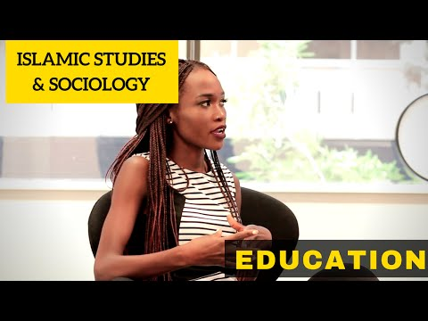 Islamic Studies and Sociology: BA Degree (S1E4)
