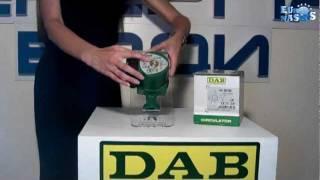 Циркуляционный насос  DAB серии VA(купить насос киев украина производство италия дабДля систем отопления и водоснабжения подробнее на сайте..., 2011-11-23T13:56:31.000Z)