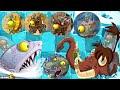 Plants vs Zombies 2: All World Zomboss Battle Zombot Tuskmaster 10,000 BC!