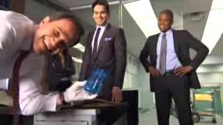 White Collar Bloopers