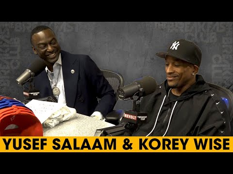 Yusef Salaam & Korey Wise Speak On Life After 'Central Park Five', Injustice Systems + More
