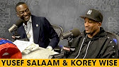 Yusef Salaam & Korey Wise Speak On Life After 'Central Park Five', Injustice Systems + More