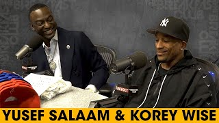 Yusef_Salaam_&_Korey_Wise_Speak_On_Life_After_'Central_Park_Five',_Injustice_Systems_+_More