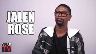 Jalen Rose on His Epic Argument w/ Skip Bayless, Pointing Out Skip Never Played Pro Sports (Part 14)