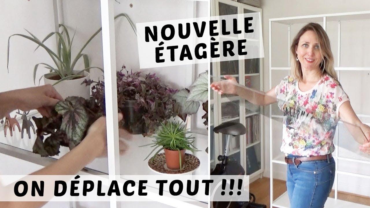 Jardinière À Suspendre Ikea ? vlog dÉco plantes : nouveau meuble ikea pour les plantes ??