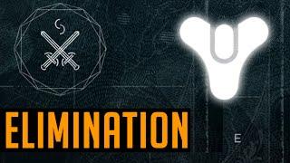 Destiny NEW ELIMINATION Game Mode