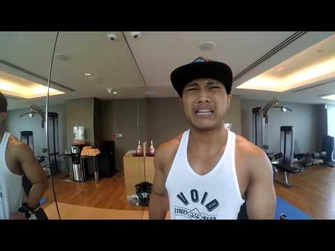 VLOG Singapore Youtube Fanfest with JakartaBeatbox   INDOFITNESS