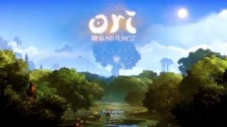Ori and the Blind Forest - Menu Theme Song (1 hour)