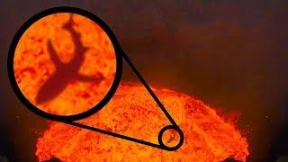 Учёные опустили камеру в кратер вулкана и обнаружили там рыб мутантов
