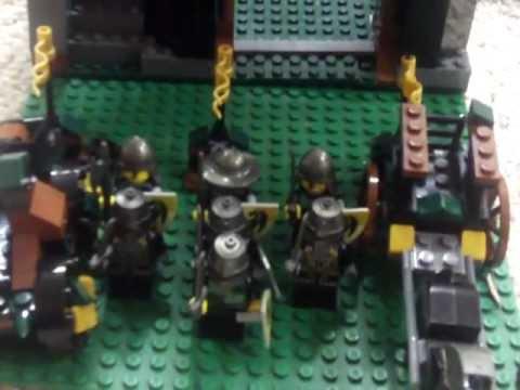 Lego Castle Dragon Knights my Lego Army of Dragon Knights