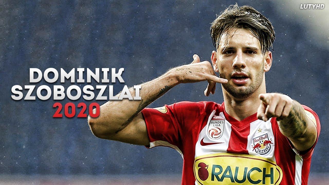 Dominik Szoboszlai 2020 - Crazy Skills, Assists & Goals | HD - YouTube