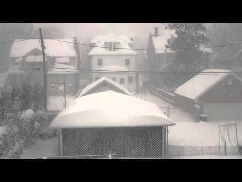Big Snow Storm in Washington DC. Very serious!!