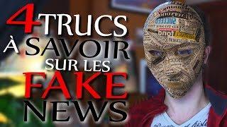 CHRIS : 4 Trucs à Savoir Sur Les Fake News