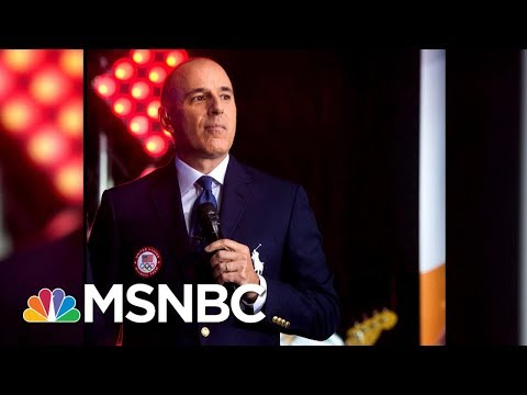 Matt Lauer's Inappropriate Behavior Reportedly Happened At 2014 Sochi Games | MSNBC