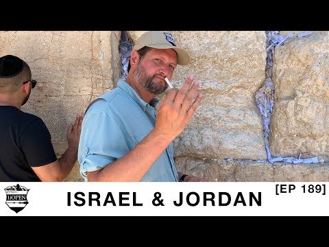 E189: Why Do Women Throw Candy At Men Praying At The Wailing Wall In Jerusalem Isreal?