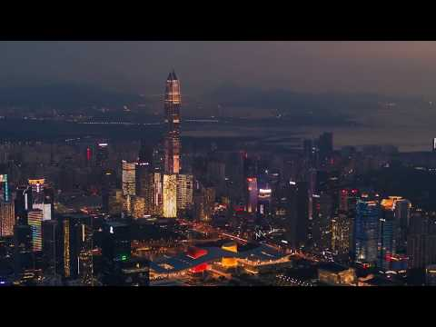 Shenzhen: City of the Future | Aerial Tour of Shenzhen China