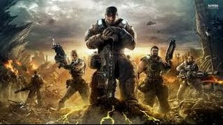 GEARS OF WAR 3 All Cutscenes Movie (Game Movie) Main Campagin