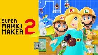 Mario Monday // Super Mario Maker 2 // Viewer Levels!  | TheYellowKazoo