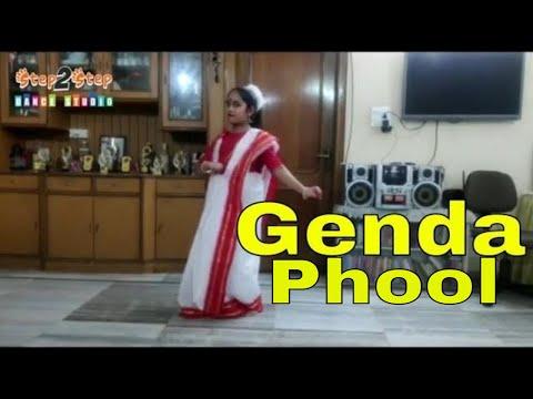 Genda Phool | Cute Girl Dance Video | Step2Step Dance Studio