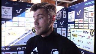 KuPS TV: FC Kööpenhaminan maalivahti Jesse Joronen