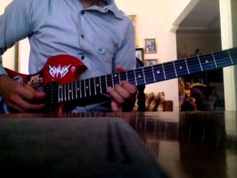 Dani Depama - melompat lebih tinggi guitar cover