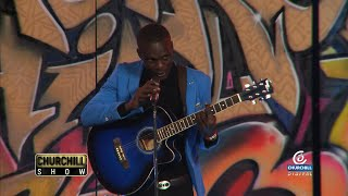 Knamic Performs Ugali Hit Song at ChurchillShow NYE