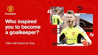 Street Reds Q&A with David De Gea