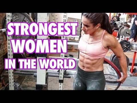 Strongest Girl In The World 2017