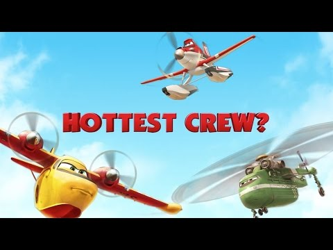 Disney Planes: Fire & Rescue - Teaser Trailer
