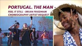 Portugal. The Man - Feel It Still | Brian Friedman Choreography | Artist Request ALAZON EPI 250 R