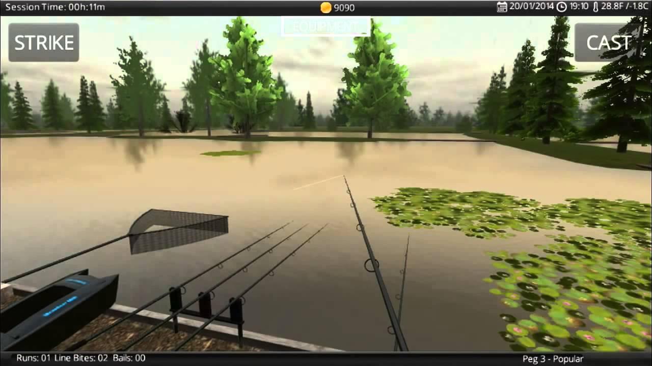 Free carp fishing simulator ordinary apk download for android | getjar.